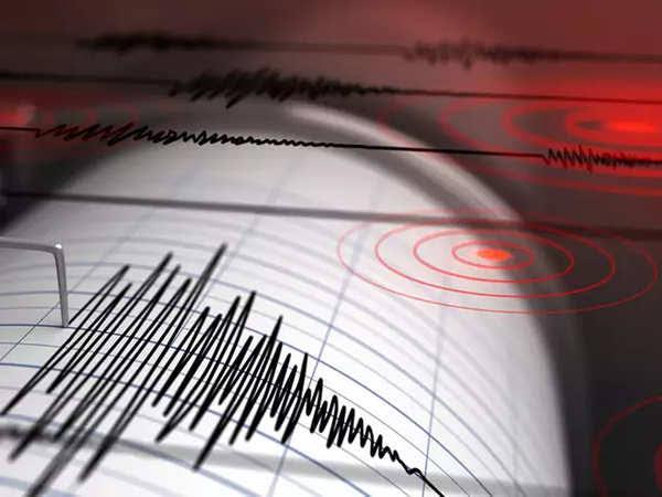 کراچی شہر میں زلزلے کے جھٹکے۔۔ شہری خوفزدہ
