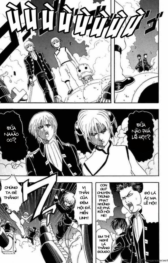 Gintama Chap 31 page 9 - Truyentranhaz.net
