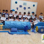 Blue Day Celebration by Jr Kg at Witty World, Chikoowadi (2018-19)
