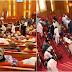 Rowdy session as PDP and APC senators clash over Akwa Ibom