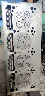 DETROIT 8V92 16V92 Cylinder Head free of Crack /welding /damage freeE-mail: idealdieselsn@hotmail.com/idealdieselsn@gmail.com