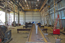 Double Leg Structural Steel Column
