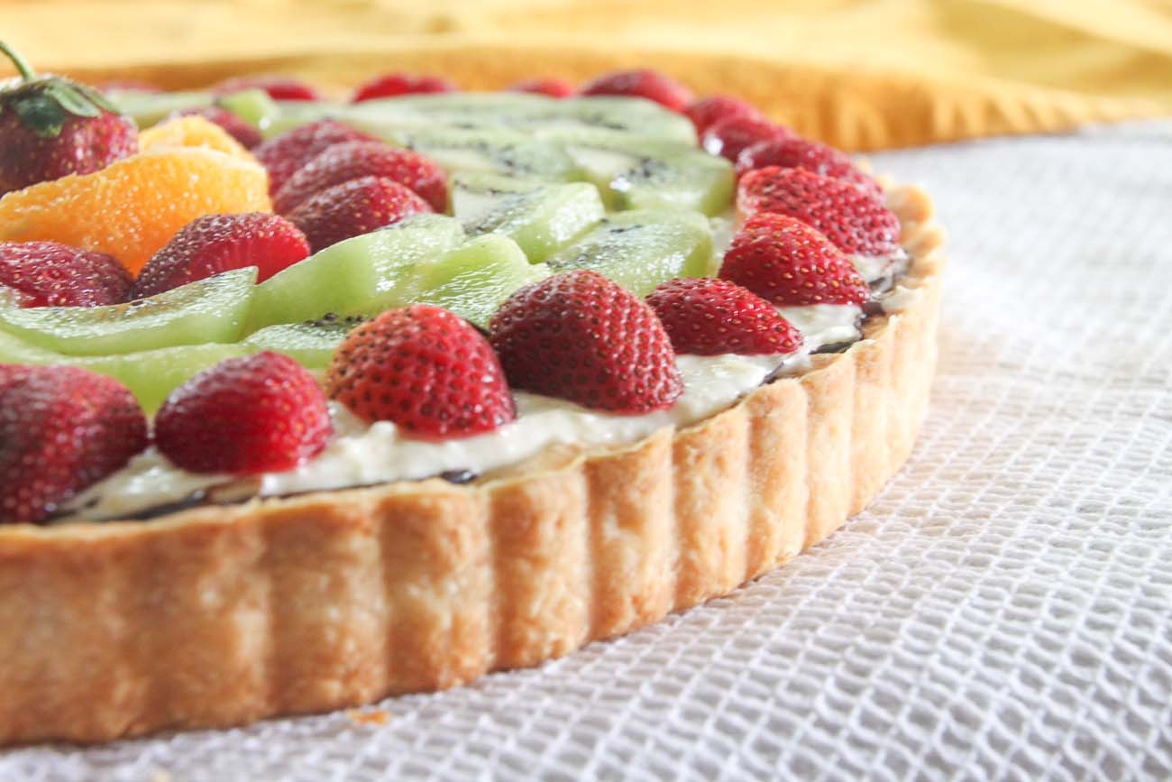 DIFFERENT WAYS TO MAKE VERY DELICIOUS FRESH-FRUIT CHEESECAKE 2