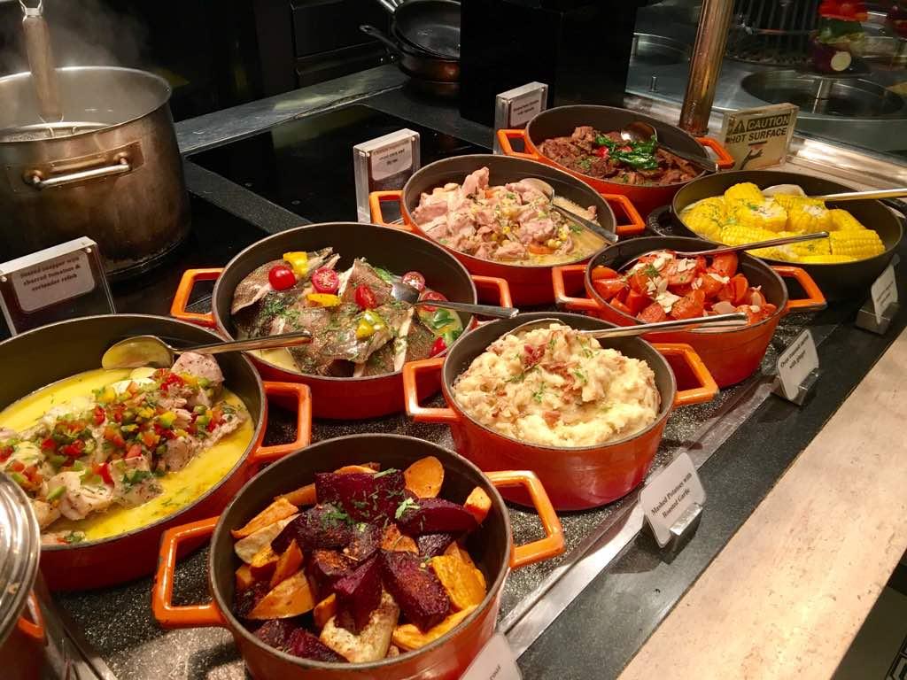 Ramadan 2017 Buka Puasa / Iftar Buffet at Mandarin ...