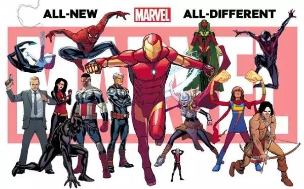 Resultado de imagem para Marvel casa de ideias