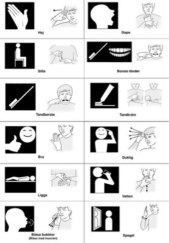tecken som stöd i förskolan bilder gratis
