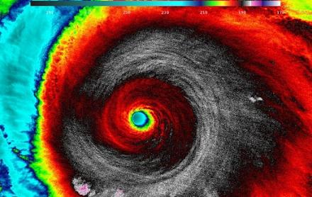 Οι πιο σφοδροί τυφώνες που έχουν καταγραφεί στην Γη από το 1900 μέχρι σήμερα