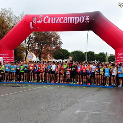 Carrera de Daimiel 2014 - Carrera