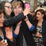 OIC - ENTSIMAGES.COM - Mikey Bromley  - Only The Young Band at The Bad Education Movie - world film premiere in London 20th August 2015 Photo Mobis Photos/OIC 0203 174 1069