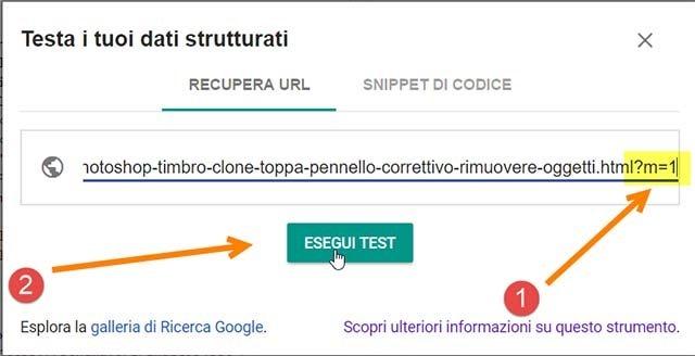 test-dati-strutturati
