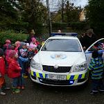 Den s Městskou policií 23.10.2014 na zahradě Pod Lipkami