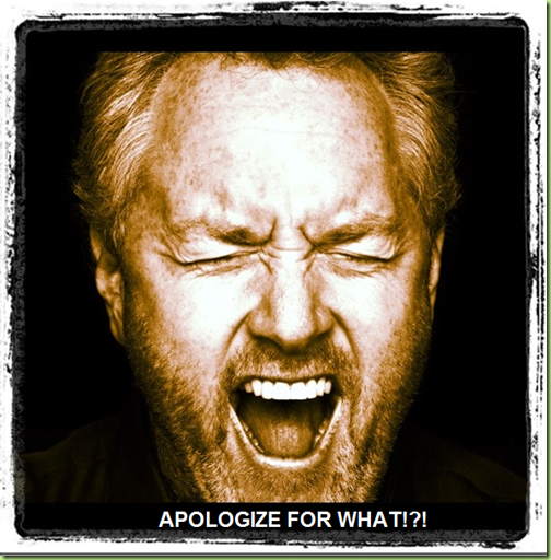 BREITBART APOLOGIZE FOR WHAT
