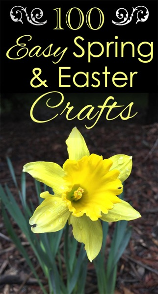 Easter and Spring Easy Craft Ideas