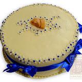 14. kép: Ünnepi torták - Torta gyűrűvel