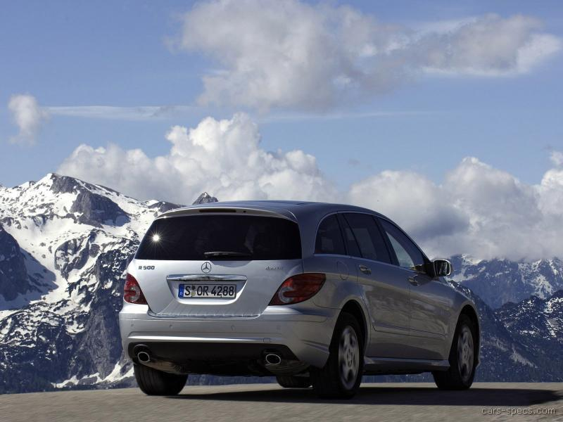 2008 mercedes benz r class diesel specifications pictures for 2008 mercedes benz r class