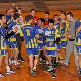 Seniors 2 masculins contre Auxois (17-11-13)