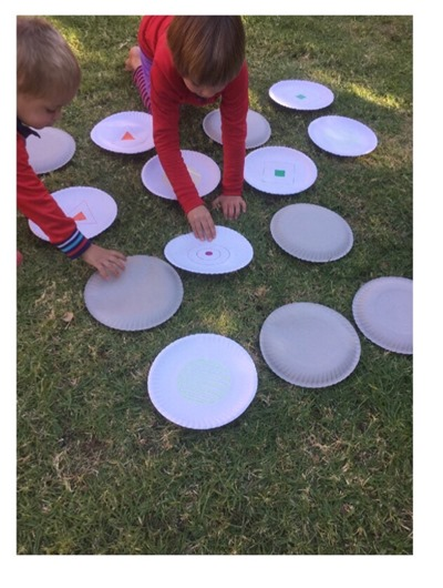 outdoor games for preschoolers
