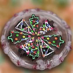 Новогоднее печенье. Рецепт приготовления