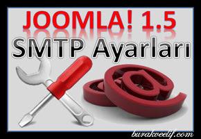 Joomla! SMTP Sunucusu Posta Ayarları
