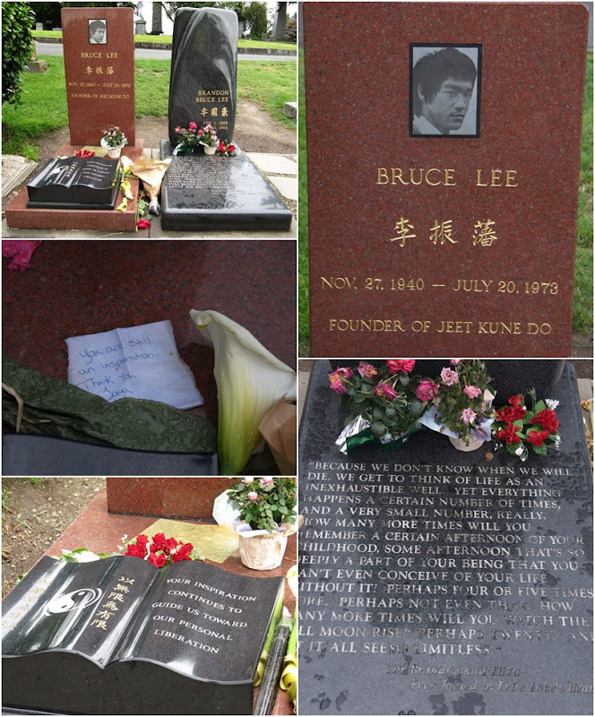 Grab Bruce Lee Seattle