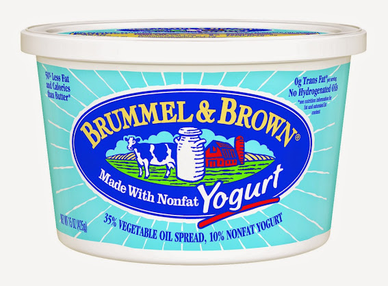 Brummel and Brown Spread Made with Yogurt #BrummelBrown