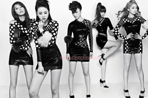 คลิป 2PM และ 2AM โยกย้ายส่ายสะโพก ร่วมกับ Wonder Girls