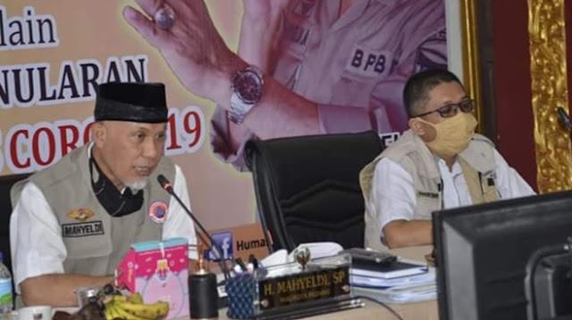 Pasca PSBB, Padang Masuki Masa Transisi Menuju New Normal, Begini Penjelasan Wako Mahyeldi.