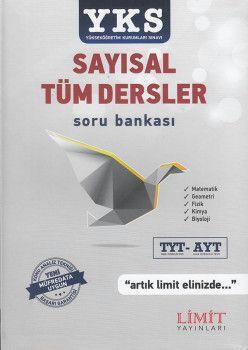 Limit Yayınları TYT & AYT Tüm Dersler Soru Bankası