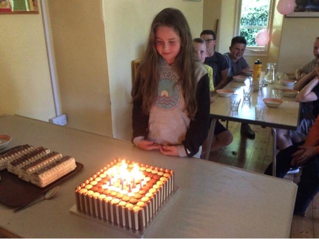 Cake Making Classes St Helens : Class 6 St. Helen s: Lovely roast tea followed by a ...