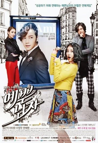 Poster Phim Tuyệt Sắc Nam Nhân - Beautiful Man