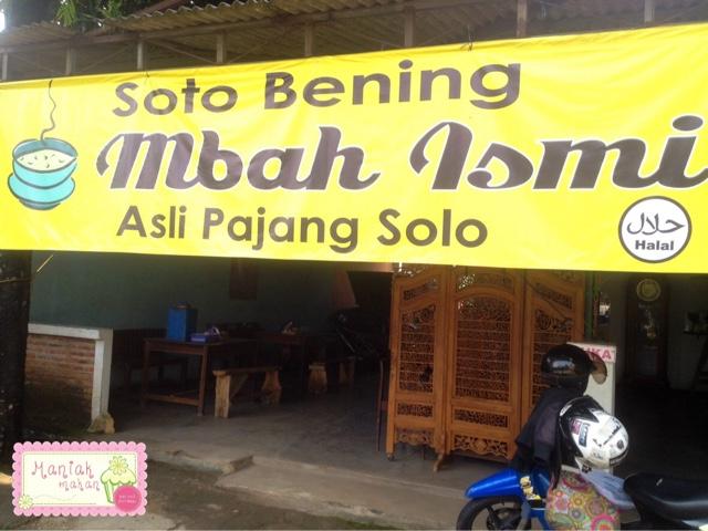 maniak-makan-soto-bening-mbah-ismi-sawangan-depok