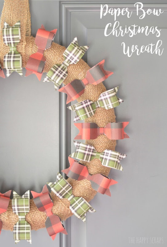paper-bow-christmas-wreath