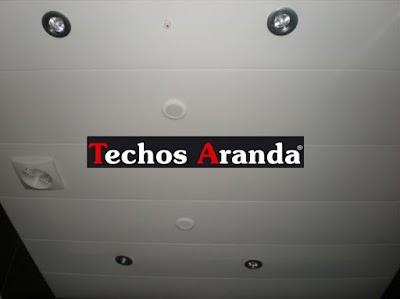 Techos de aluminio en Torralba de Oropesa
