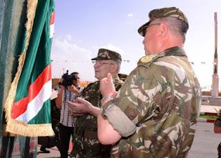 Au troisième jour de sa visite à la 2e RM, Gaïd Salah inaugure et inspecte des unités de l'Armée