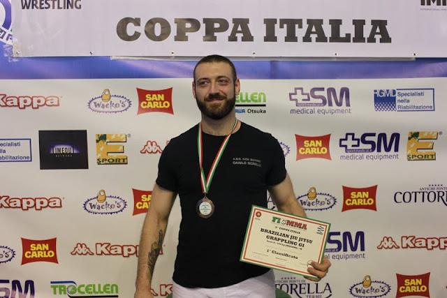 Risultati 3 Coppa Italia di BJJ/Grappling GI - 8 Novembre 2015 10