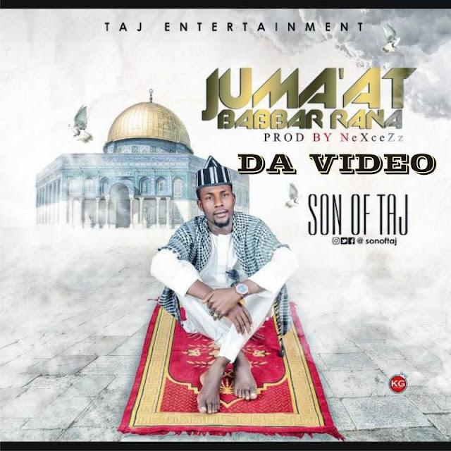 IMG-20170414-WA0009 VIDEO: Son Of Tajj – Juma At Babbar Rana (Official Video)