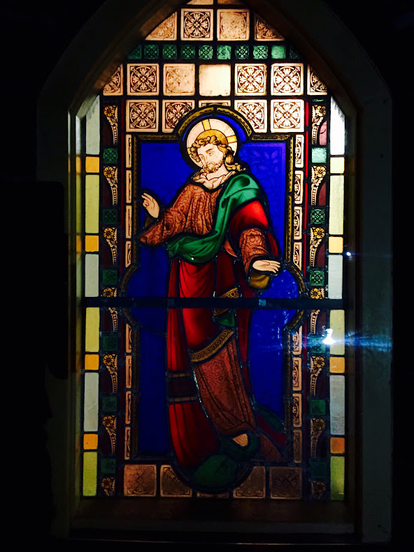 Stained glass window, Arnprior, Ontario