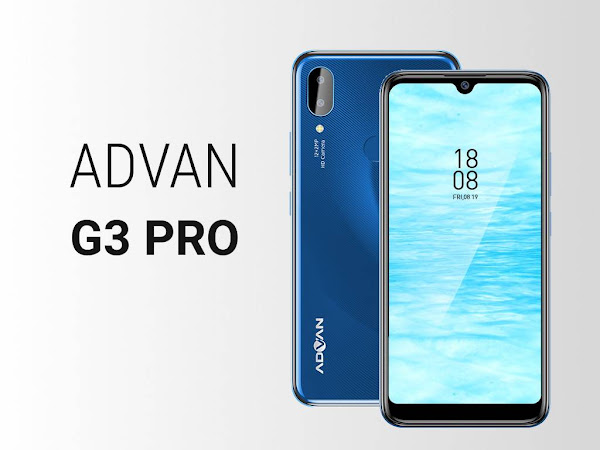 Advan G3 PRO Smartphone Lokal Terbaik