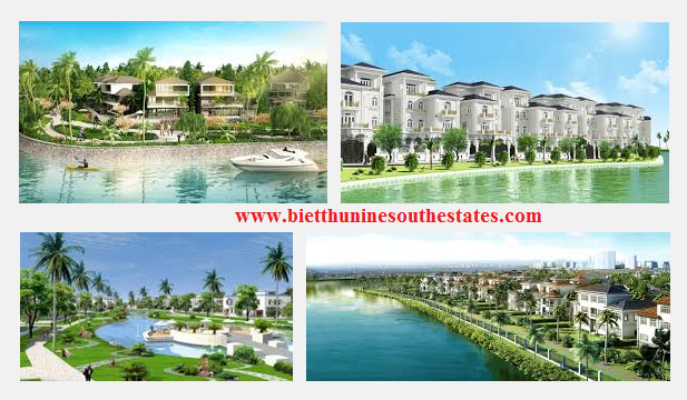 Biệt Thự Nine South Estates Dothithuthiem