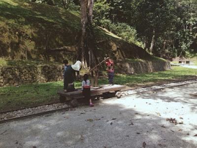 Lombong Bijih Timah Bawah Tanah Sungai Lembing