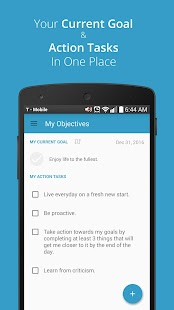 Goal Striver: To-Do List App- screenshot thumbnail