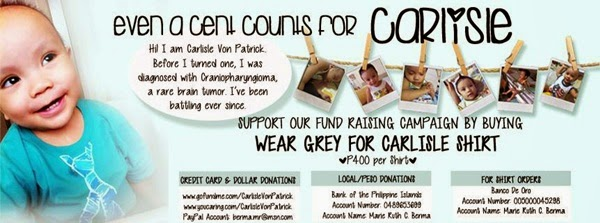 announcement, toddler for a cause, fundraising, kid for a cause