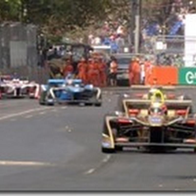 Formula E: Vergne vince gara a Santiago