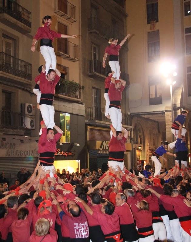 XVI Diada dels Castellers de Lleida 23-10-10 - 20101023_154_2Pd5_CdL_Lleida_XVI_Diada_de_CdL.jpg