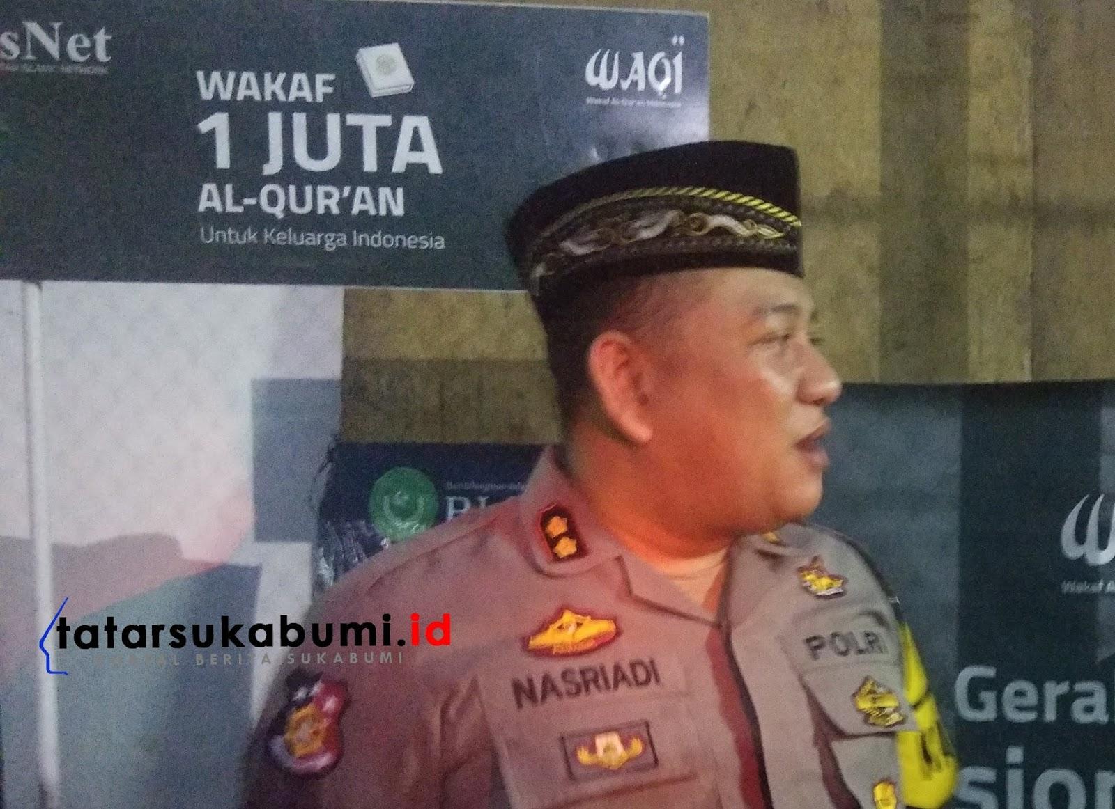 AR Tewas di Jalur Lingkar Selatan, Kapolres Sukabumi Himbau Masyarakat Jangan Main Hakim Sendiri