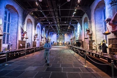 Harry Potter Filming Location London - Warner Bros Studio Tour