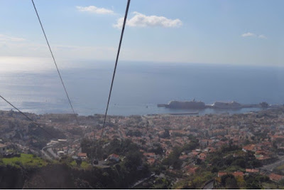 Top 10 things to do in Madeira - Funchal Cable Car