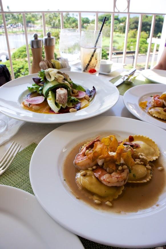 ハワイアンな料理