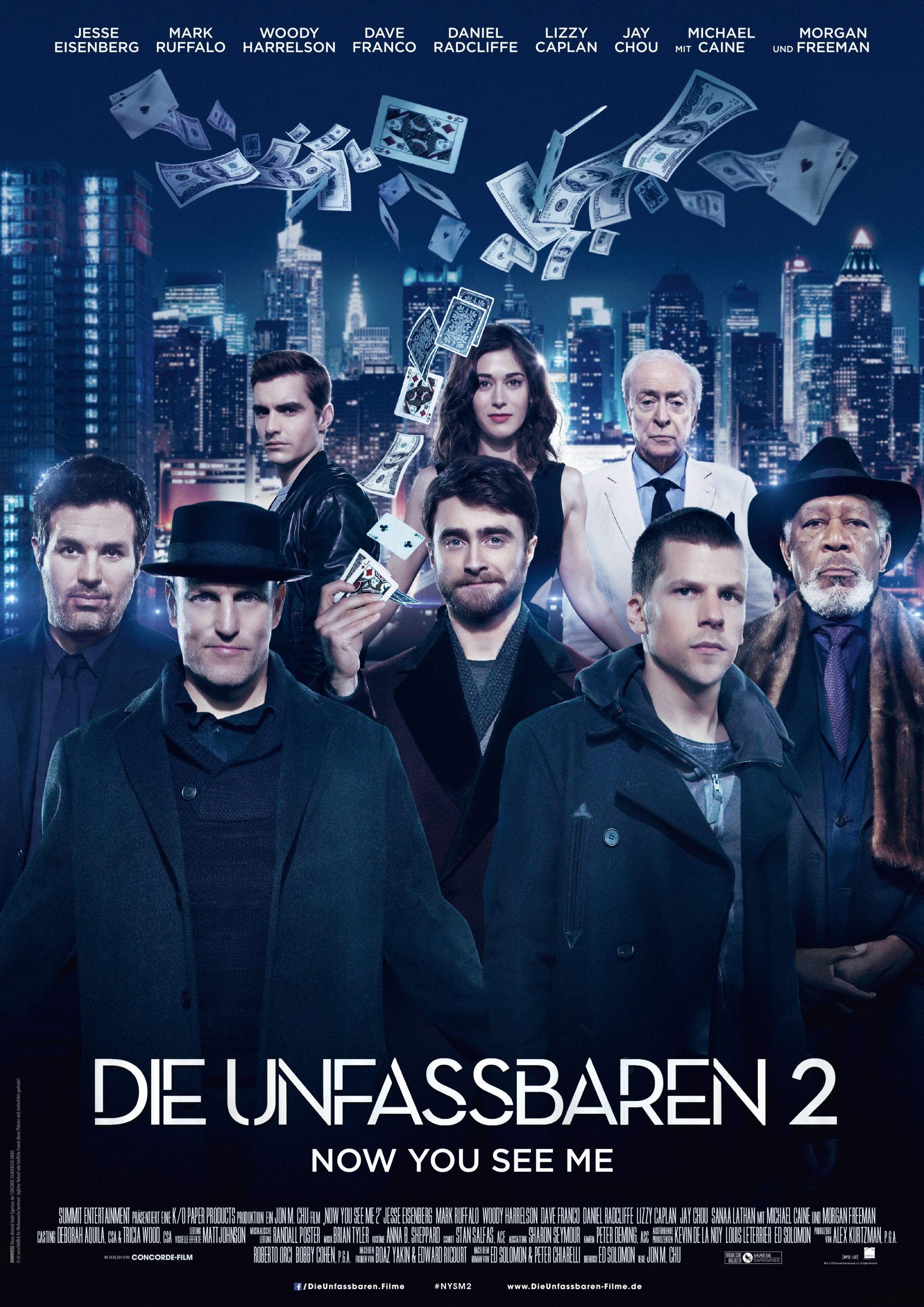 Phi Vụ Thế Kỷ 2 - Now You See Me 2 (2016)