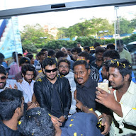 Ekkadaki Potav Chinnavada Team Success Tour @ Vijayawada
